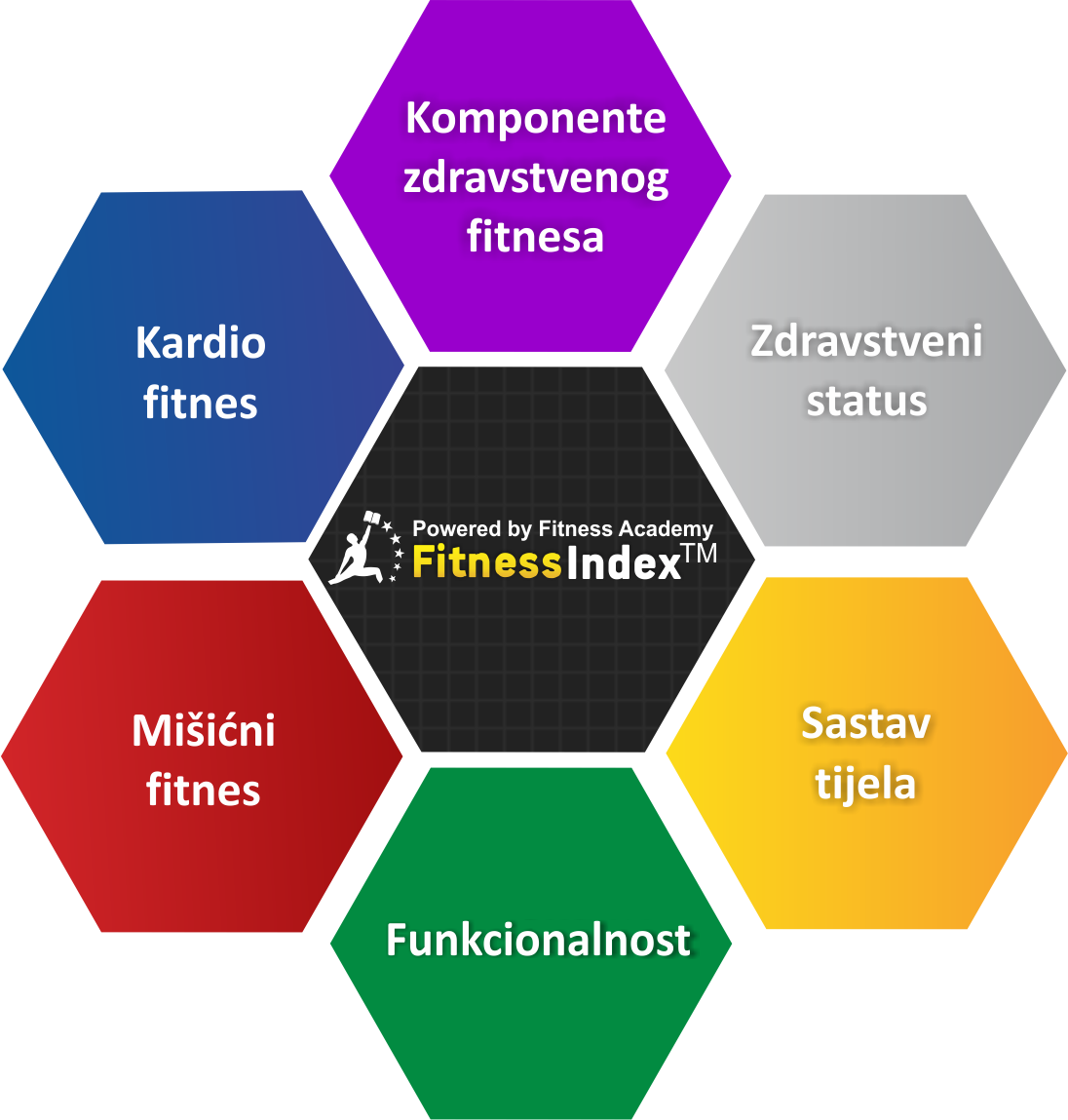 Fitness index™ komponente-grid